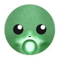 Green Fox Skin
