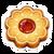 Raspberry Cookie
