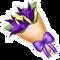 Purple Bell Bouquet