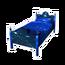 Blue Galaxy Single Bed