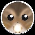 Light Brown Chipmunk