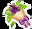 Purple Leaf Bouquet