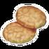 Honey Oat Cookie