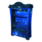 Blue Galaxy Bookcase