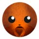 Orange Shadow Chipmunk