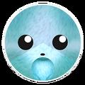 Light Blue Chipmunk