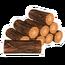 Wood Pile Decoration