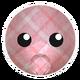 Pink Plaid Bunny