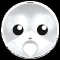 White Chipmunk