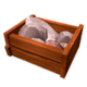 Stone Storage Crate