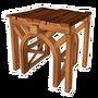 Wooden Overpass