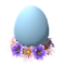 Egg Flower Centerpiece