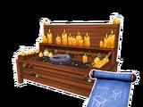 Candle Workstation