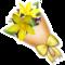 Yellow Flower Bush Bouquet
