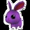 Bunny Purple