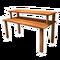 Desk Lightwood