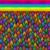 Wall Colourful Shingles