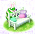 Easter Benches