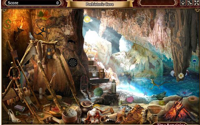 File:Prehistoric cave.jpg