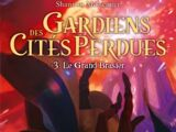 Tome 3 : Le Grand Brasier/Couvertures
