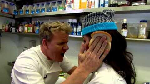 Gordon Ramsay An Idiot Sandwich