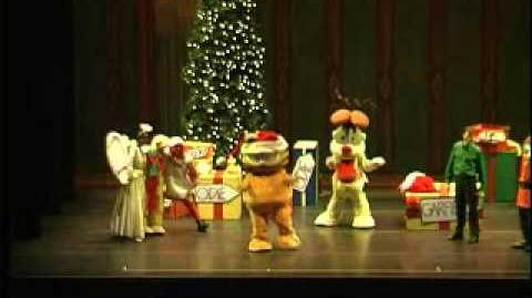 A Garfield Christmas