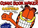 Scholastic's Comic Book Maker Featuring Garfield
