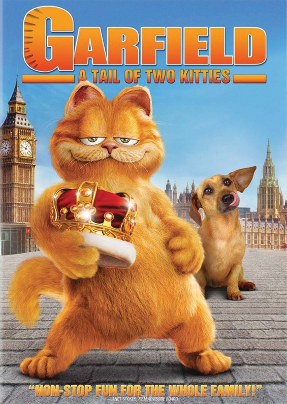 Image result for garfield 2004
