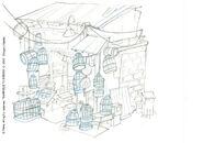 Laoximen Street Shop Concept
