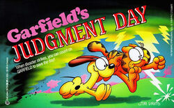 Garfields Judgment day