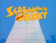 ScreamingWithBinky