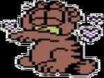Garfield Sprite 14