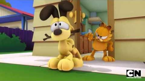 Go Fetch The Garfield Show Cartoon Network