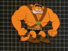 He-man Garfield