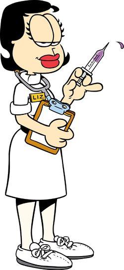 Dr. Liz Wilson