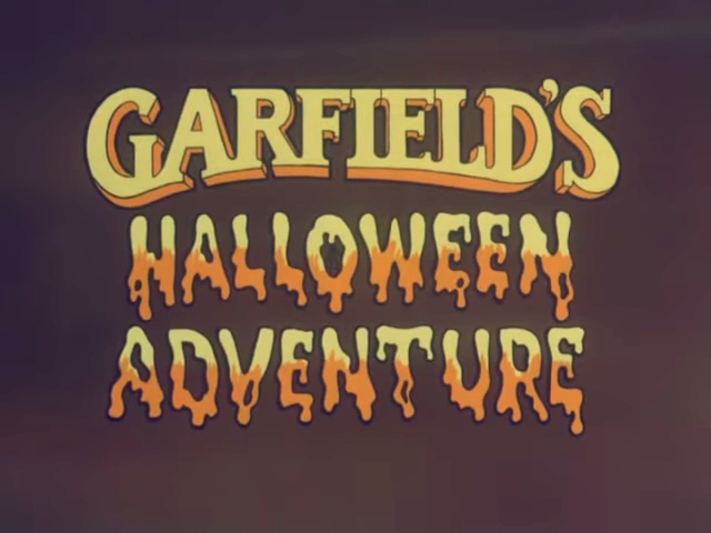 Halloween Adventure.Garfield S Halloween Adventure Garfield Wiki Fandom Powered By Wikia