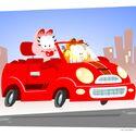 Garfield and Arlene Road Trip 2
