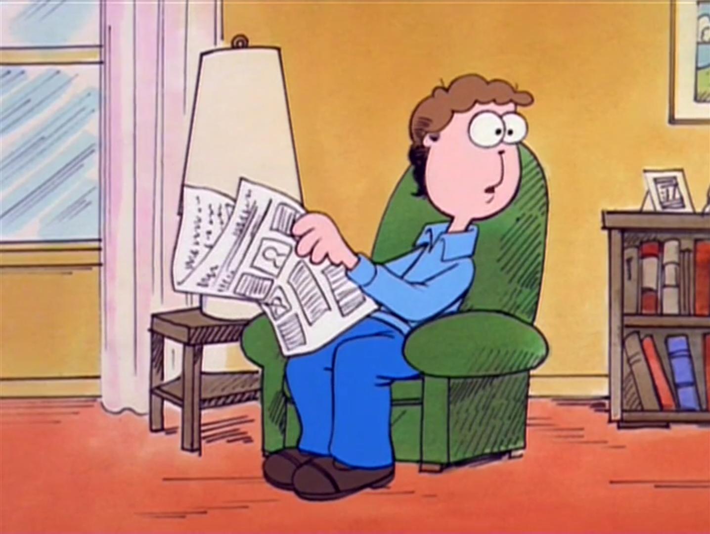 Image - Jon Arbuckle (HCG).png | Garfield Wiki | FANDOM ...