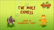The Mole Express Title Card