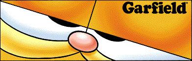 Garfield-menu
