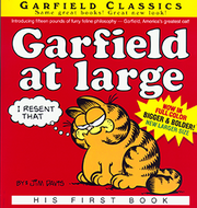 Garfield at Large Cover