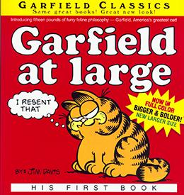 Garfield Books   Garfield Wiki   FANDOM powered by Wikia
