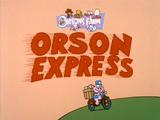 Orson Express