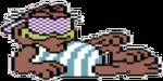 Garfield Sprite 15