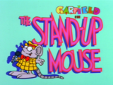 The Stand Up Mouse