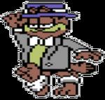 Garfield Sprite 17
