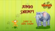 Jumbo Shrimpy Title Card