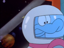 Garfield and Friends - Astronaut Wade the Duck is Laughing