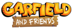 Garfield and Friends Official Logo