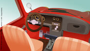 Inside Car Concept